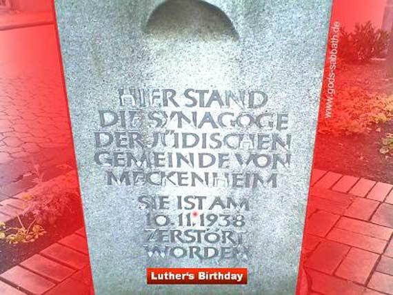 Luthers enflish