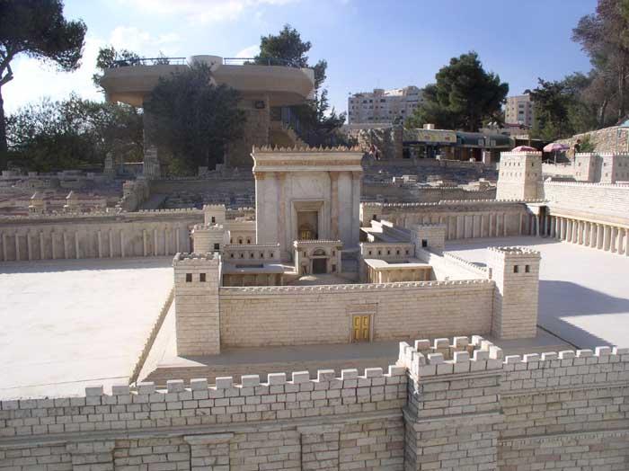 Shabbat TERUMAH – Our Temple's Mission