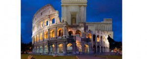 Kolosseum Tempel